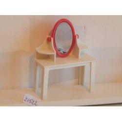 Coiffeuse Tradition Miroir Abimé Playmobil