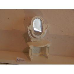 Console Et Miroir - Miroir Se Décolle Playmobil