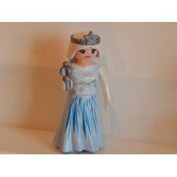 Superbe La Reine Des Neiges Playmobil
