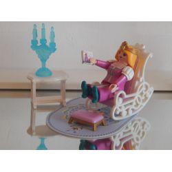 Belle Princesse Dans Son Boudoir Playmobil