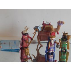 Superbe Les Rois Mages Avec Personnages Dromadaire Et Nombreux Accéssoires - 3997 Playmobil