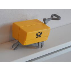 Chariot De La Poste A Compléter Playmobil