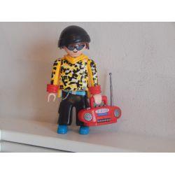 Le Rappeur Playmobil