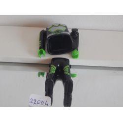 Agent Du Robo Gang A Compléter Playmobil