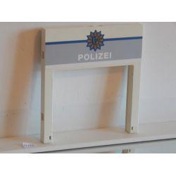 Façade A Néttoyer De Commissariat De Police 4264 Playmobil