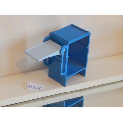 Z1 - Table De Chevet Hopital A Compléter Playmobil