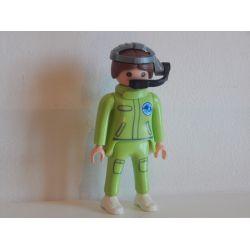 Pilote Du Sous Marin 4473 Playmobil