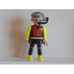 Pilote Du Sous Marin 4909 Playmobil