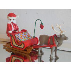 Le Traineau Du Père Noel Playmobil