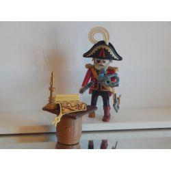 Superbe Capitaine Des Corsaires De 2000 3936 Playmobil