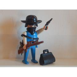 Brigand En Arme Série Western De 1986 3383 Playmobil