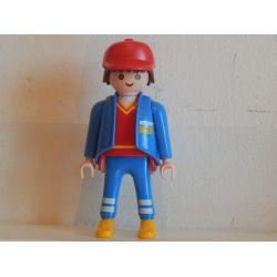 Transporteur De Bagages Du Coffret 3212 Playmobil