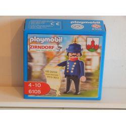 Le Prussien Série 1900 Edition Limitée EN COFFRET NEUF 6105 Playmobil