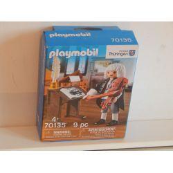 Johann Sebastian Bach EN COFFRET NEUF 70135 Playmobil