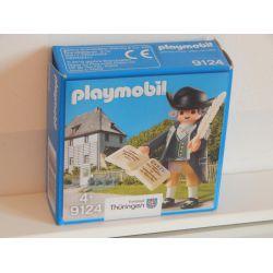 Johann Wolfgang Von Goethe EN COFFRET NEUF 9124 Playmobil