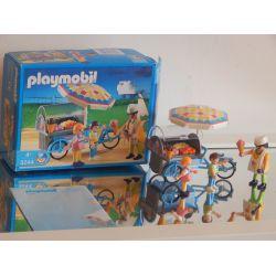 Z1 - Le Marchand De Glaces - Boite Et Notice - De 2003 3244 Playmobil