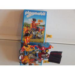 Z1 -Rare A Trouver Le Globe Trotter - Boite - De 1993 3746 Playmobil