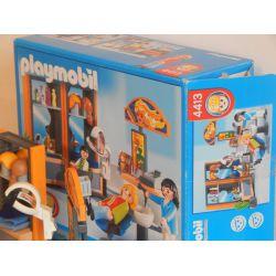 Z1 - Superset Le Salon De Coiffure - Boite Et Notice - De 2004 4413 Playmobil