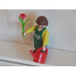 Employé De La Jardinerie 4480 Playmobil