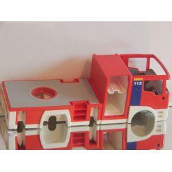 Véhicule Des Pompiers A Compléter 4820 Playmobil