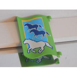 Banderolle Du Centre Equestre 4190 Playmobil