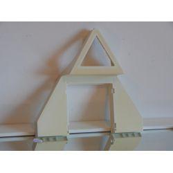 Façade Jaunie De Maison 3230 Playmobil