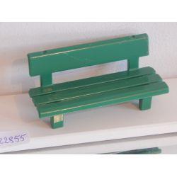 Banc Vert Playmobil