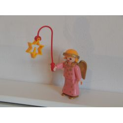 Petit Ange Et Aile Dorée Playmobil