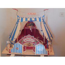 Ultra Rare Cirque RONCALLI Série Limitée Des Manques Voir Liste Mais Reste Une Belle Pièce 9040 Playmobil