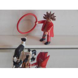 Ultra Rare Dresseur De Chien Du Cirque RONCALLI Série Limitée 9048 Playmobil