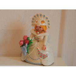 Superbe Princesse Du Carrosse De Princesse 4258 Playmobil