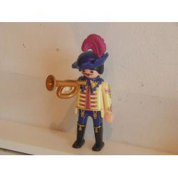 Le Garde Du Carrosse De Princesse 4258 Playmobil