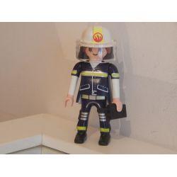 Pompier En Action Playmobil