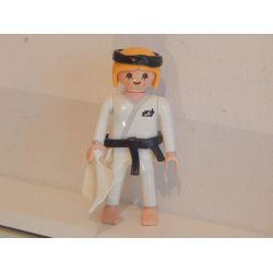 Femme Judoka Playmobil