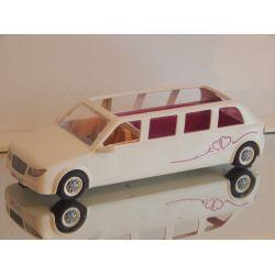 Grosse Limousine Des Mariés - Sant Toit Sans Personnage - Playmobil