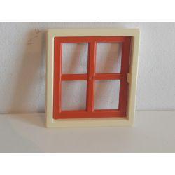 Fenêtre Avec Encadrement Jauni De Maison Traditionnelle 5301 Playmobil
