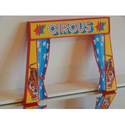 Façade Du Cirque De 1982 3553 Playmobil