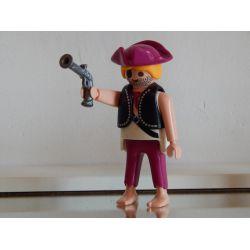 Pirate En Arme Playmobil