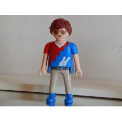 Joueur De Bowling Playmobil