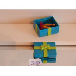 Cadeau Plastique Garni Playmobil