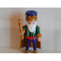 Le Roi Du Château Playmobil