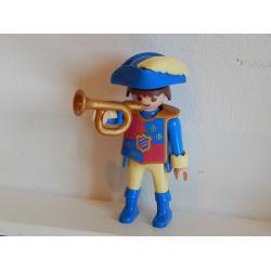 Le Prince Régent Du Château Playmobil