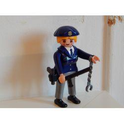 Femme Policier En Arme 5459 Série 6 Playmobil