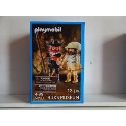 EXCLUSIF 5090 - La Ronde De Nuit De Rembrandt - Neuf - Boîte Scellée 5090 Playmobil