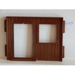 Mur Du Chalet 9126 Playmobil