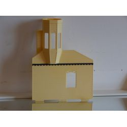 Façade De Maison De Lucky 9475 Playmobil