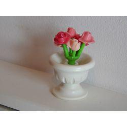 Jardinière De Roses Du Chateau Princesse 5142 Playmobil