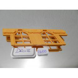 Fenêtre Bateau Pirate 5135 Playmobil