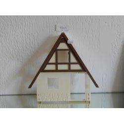 Façade Collé Maison Dans La Foret 4207 Playmobil